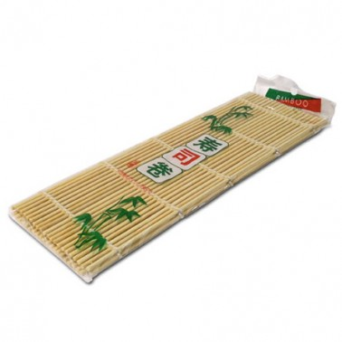 Esterilla Bambú Makisu 24cm