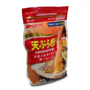 Harina Tempura Japón 600gr