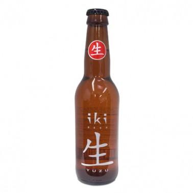 Cerveza Orgánica IKI Yuzu 330ml