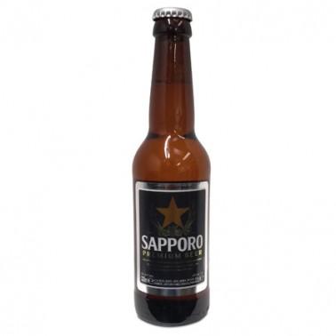 Sapporo Lager 330ml