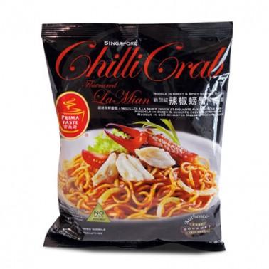 Prima Taste Chili Crab La Mian 160gr