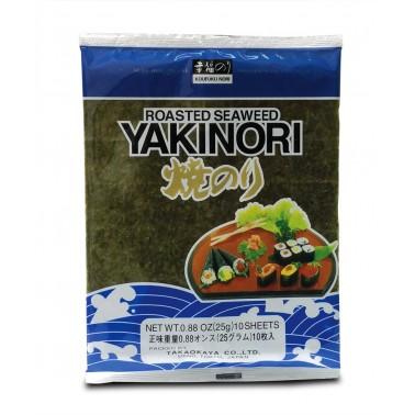 Yakinori Takaokaya 10 hojas KH