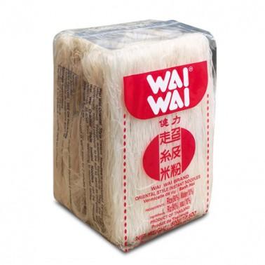 Fideos de Arroz Wai Wai Finos 500gr