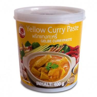 Pasta Curry Amarillo Cock 400gr