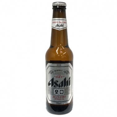 Asahi Super Dry botella 330ml