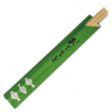 Palillos Take Bambú 21cm cf 100pares