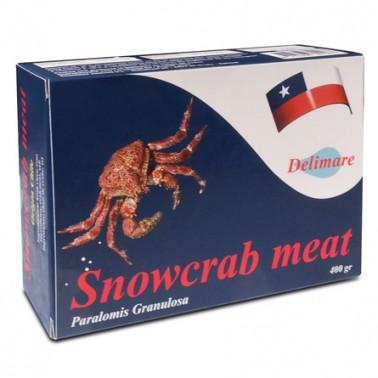 Carne de Centolla Snow Crab Meat 400gr