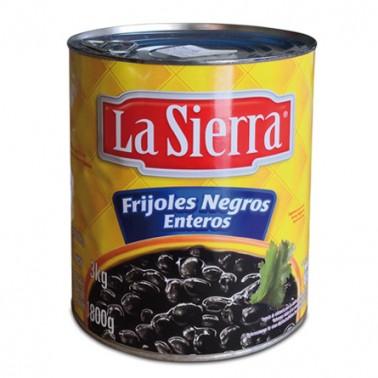 Frijol Negro Entero La Sierra 3Kg