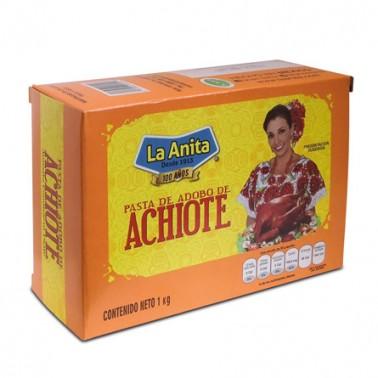 Condimento achiote La Anita 1Kg