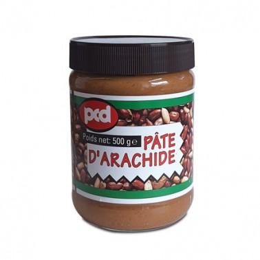 Crema Cacahuete PCD 500gr