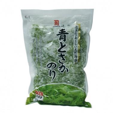 Algas Tosaka en sal Verde 1Kg
