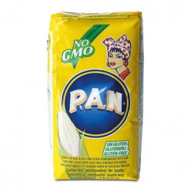 Harina maíz PAN 1Kg