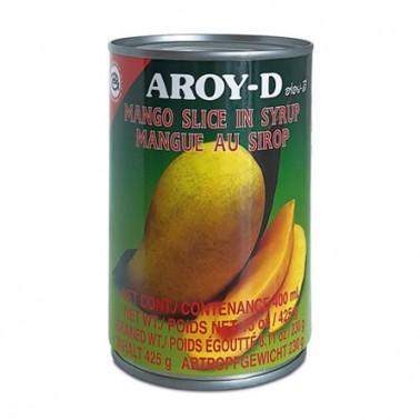Aroy-D Mango Almibar 425gr