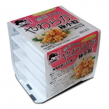 Natto Kotsubu Mini 40gr x 4p