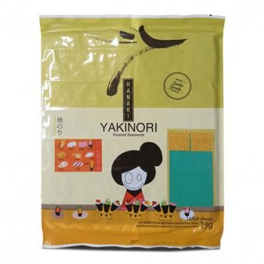 Yakinori Hanabi 10 hojas