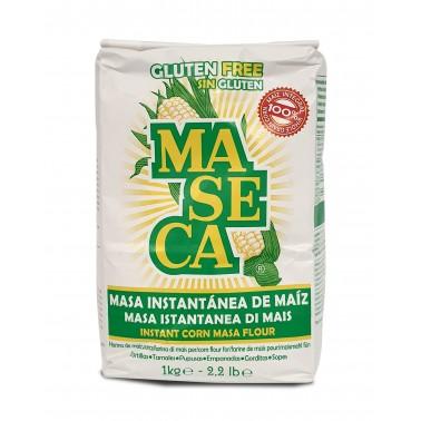 Harina maíz Maseca 1Kg