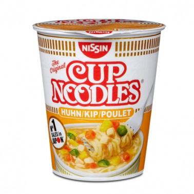 Nissin Cup Pollo