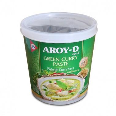 Pasta Curry Verde Aroy-D 400gr