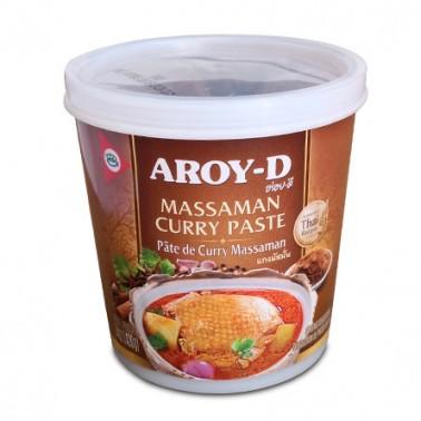 Pasta Curry Massaman Aroy-D 400gr