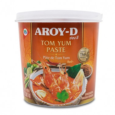 Tom Yum Curry Paste Aroy-D 400gr