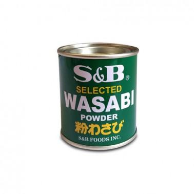 S&B Wasabi Lata Polvo 30gr
