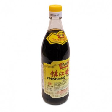 Vinagre Negro Chinkiang Heng Shun 550ml