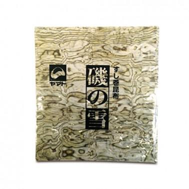 Láminas alga Kombu (marmol) 18,5 x 16,5cm, 10 hojas
