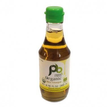 Vinagre arroz orgánico PB Farm 200ml