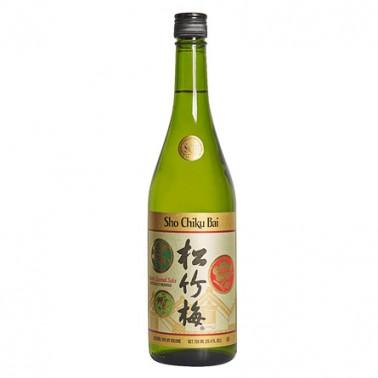 Sake Sho Chiku Bai 750ml