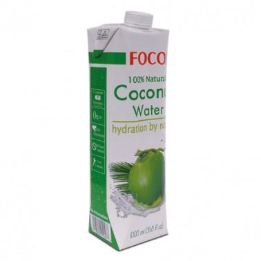 FOCO Agua Coco UHT 1L