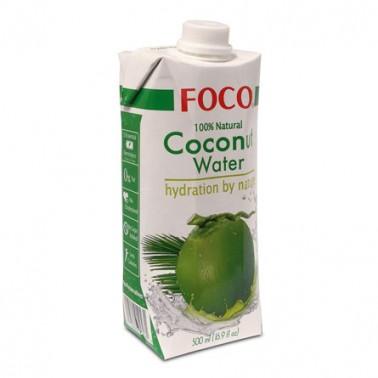 FOCO Agua Coco UHT 500ml