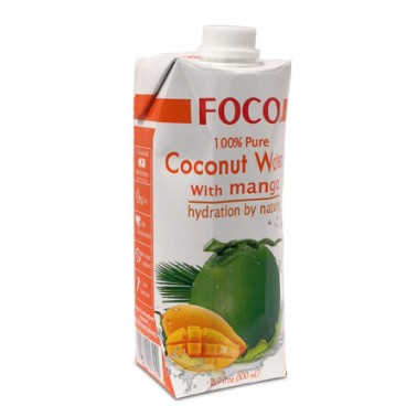 FOCO Agua Coco/Mango UHT 500ml