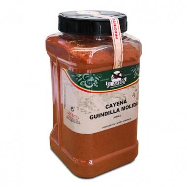 Cayena guindilla molida (chili) 825gr
