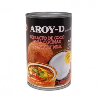 Leche de Coco Cocina Aroy-D 400ml