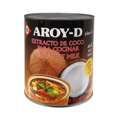 Leche de Coco Cocina Aroy-D 2900ml