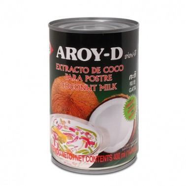 Leche de Coco Postres Aroy-D 400ml