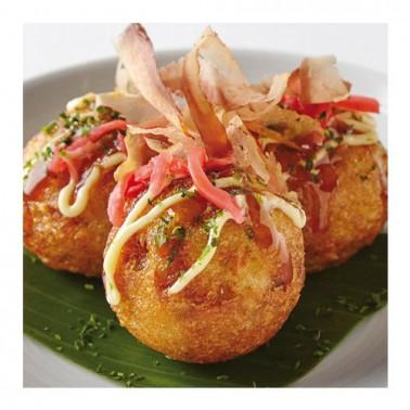 Takoyaki - Bolitas de Pulpo 16pcs x 30gr