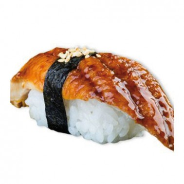 Unagi Kabayaki Sushi Neta (Pre-Cortada) 8gr x 20pcs