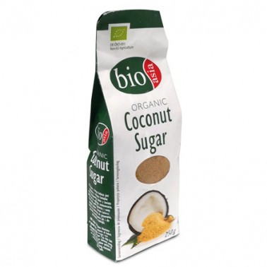 Azucar coco moreno orgánico Bioasia 250gr