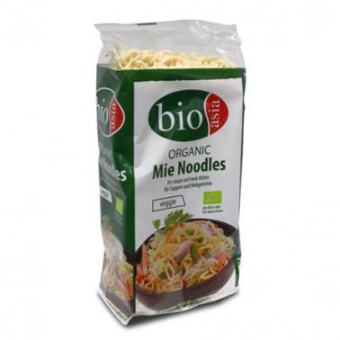 Fideos Mie orgánicos Bioasia 250gr